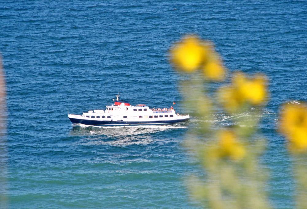 Rügen Bootsfahrt